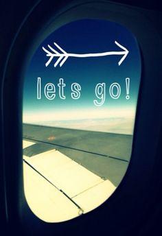 Lets Go I  Travel  I  #BSMHB #BeStillMyHeartBlog I www.BeStillMyHeartBlog.wordpress.com