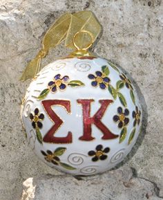 One Heart, One Way ornament !