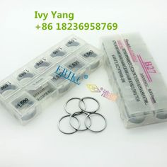 B27 Denso Injector Adjustment Shim from ERIKC Diesel; In stock quick delivery. Welcome add whatsapp 86 18236958769 to inquiry now. Contact: Ivy Email: ivy@liseronnozzle.com             crdi@foxmail.com