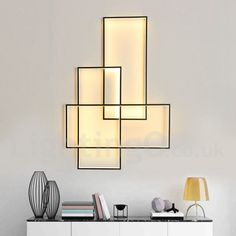 Lights & Lighting Honey Living Room Modern Dimmable Chandelier Minimalism Led Ceiling Chandelier Swing Shape Acrylic Led Luminarias Lamparas Fashionable And Attractive Packages Chandeliers