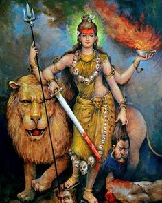 Coolest of all Shiva pics 😎 my personal fav 😙 Kali Goddess, Indian Goddess, Mother Goddess, Saraswati Goddess, Mother Kali, Divine Mother, Om Namah Shivaya, Durga Ji, Lord Shiva Family