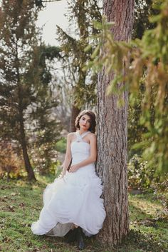 Touch of Spring Spring Day, Flower Girl Dresses, Touch, Bride, Wedding Dresses, Hair, Photography, Beautiful, Fashion