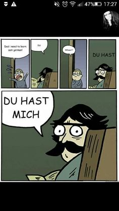 Du... Du hast... Du hast Mich! Rammstein humor