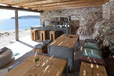 """#COCOMAT Served """"on the #rocks"""" at #Serifos Eco Residences!"""