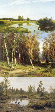 Удивительная русская живопись Ивана Шишкина