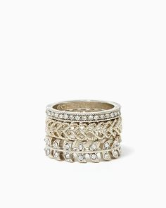 charming charlie | Parthenon Ring Set #charmingcharlie