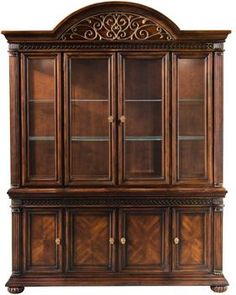 Perfect Our Grand Regency China Cabinet. Amazing Pictures