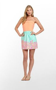 Lilly Pulitzer Spring '13 Collection- Fleur Dress