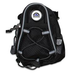 Colorado Rockies Mini Day Pack. Enter the Rockies Holiday Spirit Contest here: http://atmlb.com/UmhthK