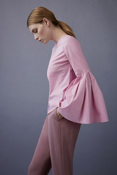 Get Shirty VERO MODA Rikka Blouse. Read more on our favourite blouses this fall from stockmann.com/inspiroidu #stockmann #inspiroidu