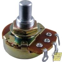 "$1.75 Potentiometer, Alpha 250K linear, 3/8"" bushing"