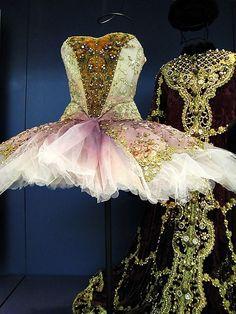 Sleeping Beauty Ballerina Tutu ♡ and Cloak