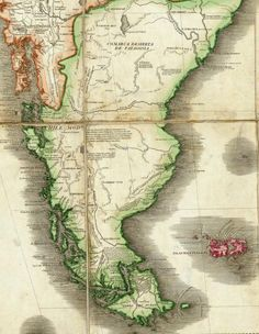 Map by the cartographer of the King of Spain, Juan de la Cruz Cano y Olmedilla, 1775