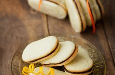 Homemade Orange Milano Cookies Recipes