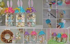 DIY Bunny Bottles