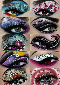 Cool 101 Galaxy Inspired Eye Makeup Ideas https://fashiotopia.com/2017/05/05/101-galaxy-inspired-eye-makeup-ideas/ ou believe the because it's possible to observe that they've an impact on earth You Never, Cool Eyes, You Can Do, Eye Makeup, Makeup Eyes, Cut Crease, Eye Make Up