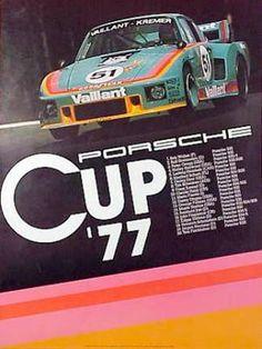 Porsche Cup  77. Jeremy Salkewicz · Cars   Auto racing 3d2e753251d5