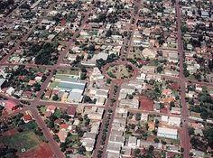 Santo Antônio do Sudoeste, Paraná, Brasil - pop 19.855 (2014)