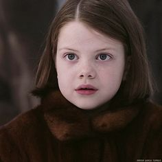 lucy pevensie character analysis