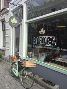 Rotterdam Tipps, Jordy's Bakery, Doppio Rotterdam, Bio-Bodega