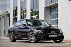 2015 Mercedes-Benz C-Class W205 by Brabus