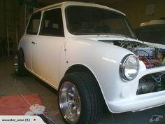 Mini Morris Mini 1963