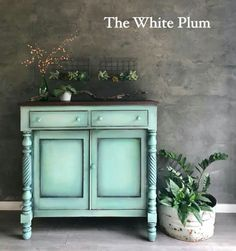 Tons of soft dimension using with six different Wise Owl Chalk Synthesis Paint colors Higgins Lake Abyss Mermaid KISS Antique Villa Gray Linen and Northern Lights. - April 27 2019 at Furniture, Wise Owl Paint, Redo Furniture, Painted Furniture, Beautiful Furniture, Refinishing Furniture, Chalk Paint Furniture, Furniture Inspiration, Trending Decor