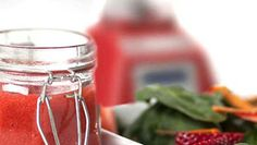 Ruby Poppy Dressing Recipe | Blendtec