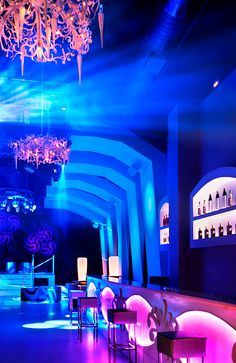 La Cova Night Club Furniture Designed Exclusively by The Studio