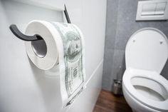 Un produs recomandat din colectia de Cadouri pentru Sot - Hartie Igienica $$$ pentru a se simti mereu bogat, chiar si in cele mai intime momente  #incrediblepunctro #cadou #cadouri #hartie #hartieigienica #dolari #hartiedolari #cadourisot #sot Toilet Paper, Toilet Paper Roll
