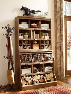 Get organized with great entryway solutions.