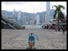 Harbour city ... A l'autre bout du monde avec ma Yezz / Hong Kong