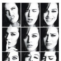 Katy Perry; W Magazine October 2013.