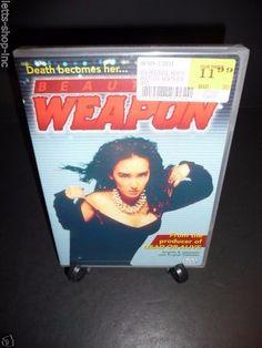 Beautiful Weapon (DVD, 2003) Asia Pulp Cinema  New Sealed OOP