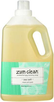 Zum Clean Aromatherapy Laundry Soap Sea Salt Cleaning Laundry