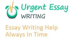 Urgent Essay Writing | Turbo Essay Writing Service