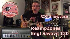 Rig Showcase: ReampZones Engl Savage 120