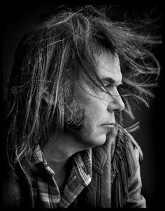 Neil Young, by Mark Seliger