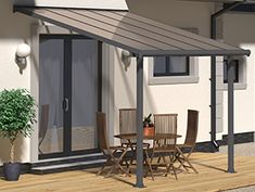 Olympia Patio Cover was designed with your comfort in mind; entertain, celebrate special family events, or simply relax in your newly decked patio.