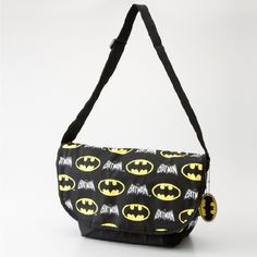 バットマン・スーパーマン☆メッセンジャーバッグ