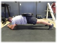Core Stability Training for the Advanced Lifter - Bret Contreras