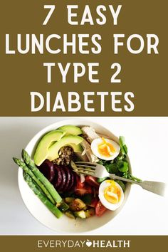 Get tips to put together quick and tasty lunch options here. Diabetic Recipes, Healthy Recipes, Starchy Vegetables, Thin Crust, Turkey Meatballs, Whole Grain Bread, Lean Protein, Bean Soup, Healthy Options