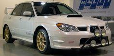 2006-2007 - Subaru Impreza WRX STi