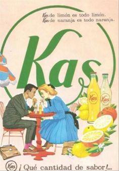 La historia antigua del sifón y los demás refrescos: ..........Refrescos míticos españoles (2): Kas