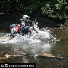 """512 Likes, 3 Comments - XL Adventure Motorcycle Rider (@xladv) on Instagram: """"#Repost @pikipiki_overland_blog with @repostapp ・・・ I was hammering it like a boss through which…"""""""