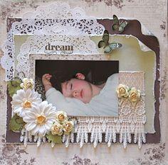 Dream *Green Tara/Pion Design* - Scrapbook.com