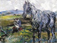 Yeats, Jack B. Matisse, Irish Painters, Jack B, Irish Mythology, Irish Art, Art Studies, Horse Art, Vincent Van Gogh, Famous Artists