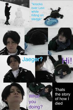 This moment is so funny - I love Eren's (Cim's) face lol - My own edit @jexendo