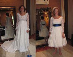 55 Intelligent & Fun Ways To Refashion Prom, Wedding & Formal Dresses