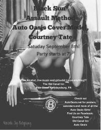 Saturday September 8th!